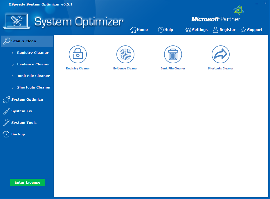 Fix Windows Errors & Optimize Your System Clean Registry Update Windows. affordable Screen Shot